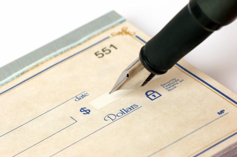 Rappel du deuxième paiement et reçu d'impôt